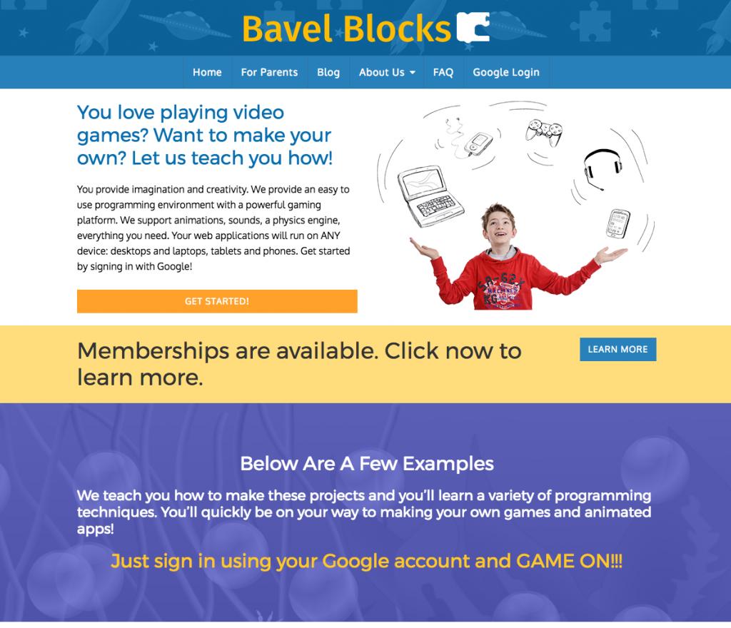 Bavel Blocks